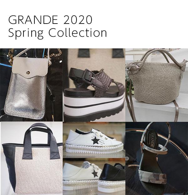 GRANDE 2020 Spring Collection
